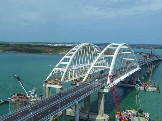 Крымский мост установил новый рекорд по трафику