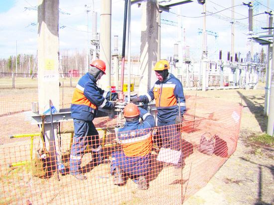 Энергетики МЭС Западной Сибири в ожидании зимы