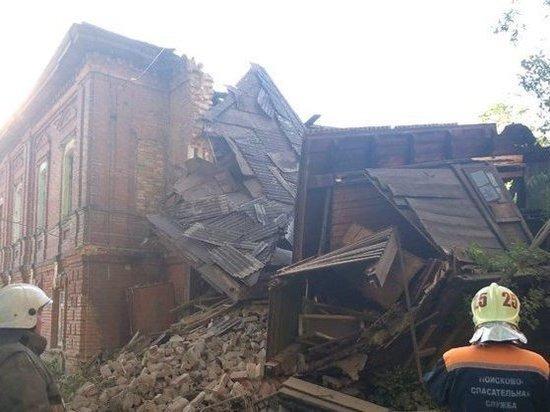 В Томске разрушен еще один исторический памятник