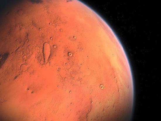 На Красной планете разразилась буря, угрожающая погубить марсоход