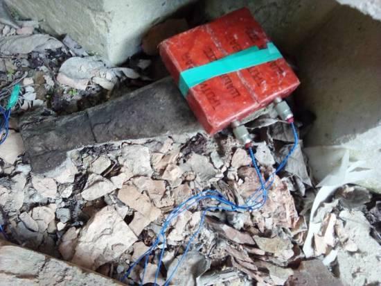 Курские взрывотехники ОМОН обезвредили опасные боеприпасы