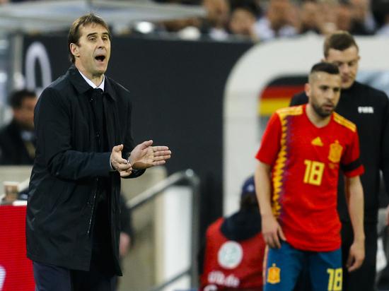Кавазашвили об отставке Лопетеги: «Испанцы смогут добиться результата»