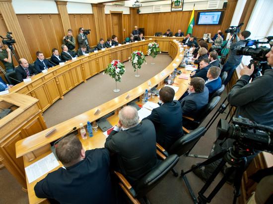Депутаты Екатеринбурга отказались назначать комиссию по выборам главы города