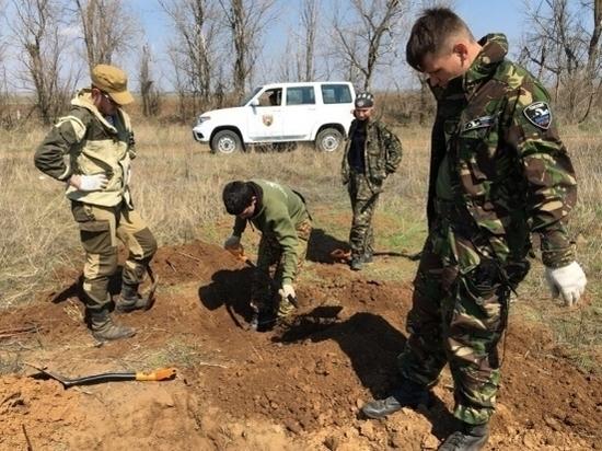 Поисковики восстановили имена еще двух сталинградских бойцов