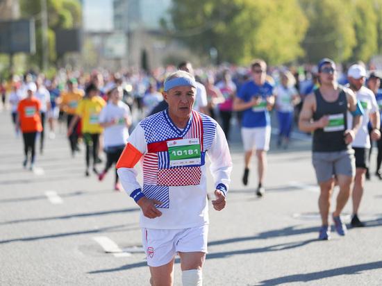 Увлечение спортом стало фишкой современных и продвинутых казахстанцев