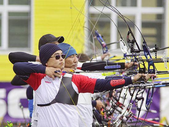 Шесть медалей привезли забайкальские лучники с Чемпионата России
