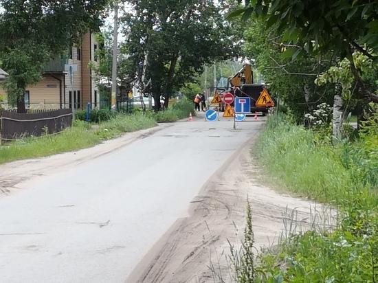 В Твери перекрыли улицу Можайского