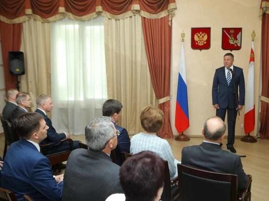 30 вологжан получили почетные награды из рук главы Вологодской области