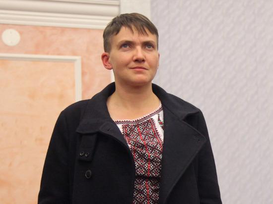 Савченко направила Путину депутатский запрос о помиловании всех украинцев