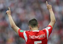 Сборная России сенсационно разгромила Саудовскую Аравию со счетом 5:0