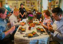 В Торжке Тверской области прошел фестиваль трактирной еды