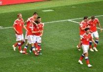 Это пять: дубль Черышева помог сборной России разгромить Саудовскую Аравию