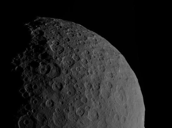 Церера поразила планетологов огромными залежами органики