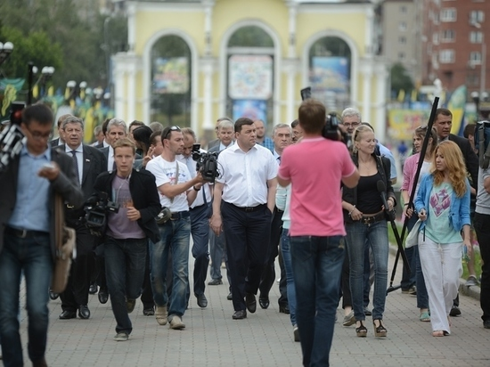 Екатеринбургу собираются передать земли ЦПКиО стоимостью более миллиарда рублей
