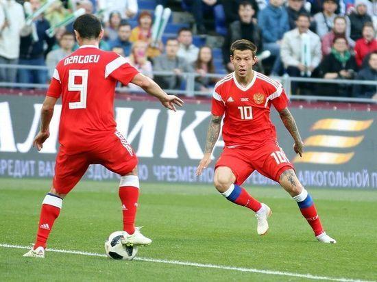 Россия – Саудовская Аравия 5:0: онлайн-трансляция матча-открытия ЧМ-2018
