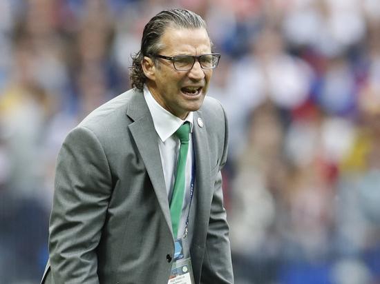 Тренер сборной Саудовской Аравии после поражения полил сборную России презрением
