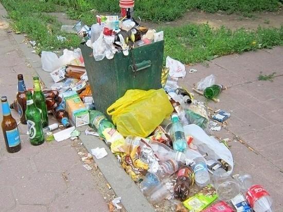 В Тверской области подорожает мусор