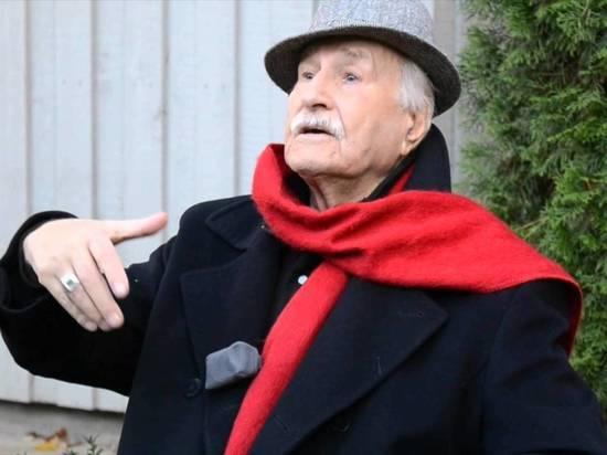 В Москве установили памятник уроженцу Мичуринска Владимиру Зельдину