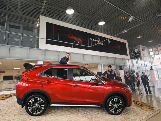 Mitsubishi ECLIPSE CROSS: испытай новинку первым 16 июня