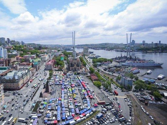 Матчи ЧМ-2018 покажут на центральной площади Владивостока