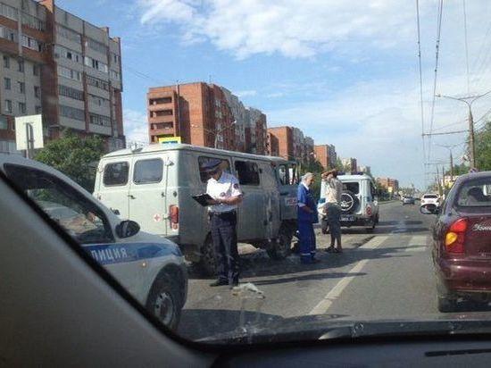В Мордовии в ДТП получили травмы три человека