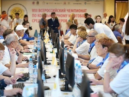 Тамбовский пенсионер стал призёром чемпионата по компьютерному многоборью