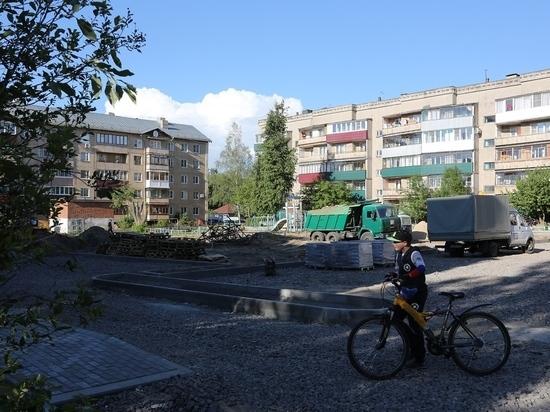 Работы по благоустройству общественных пространств стартовали в Нижегородской области