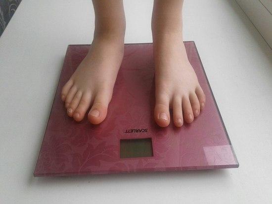 Вологжане борются с избыточным весом у детей