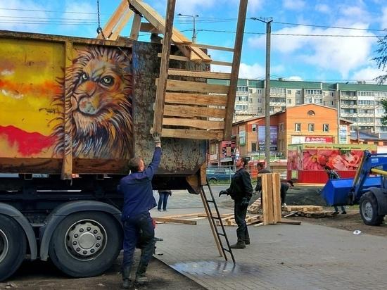 Уличная торговля в Петрозаводске: их штрафуют, но им все нипочем