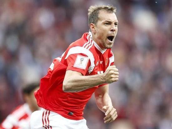 Довел счет до разгромного: Дзюба забил на ЧМ-2018