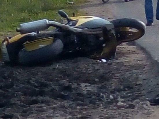 В Рузаевке погибли байкеры при попытке объехать стадо коров