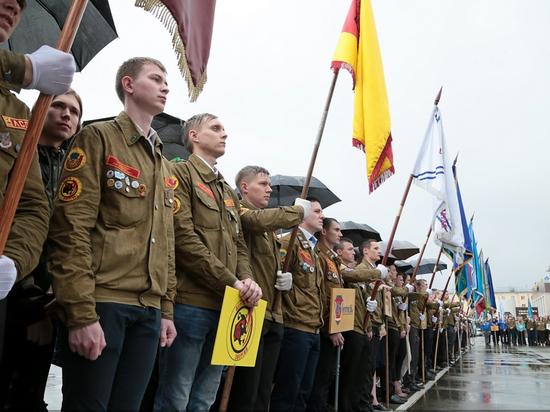 Виктор Томенко: «Студенческие отряды – визитная карточка региона»