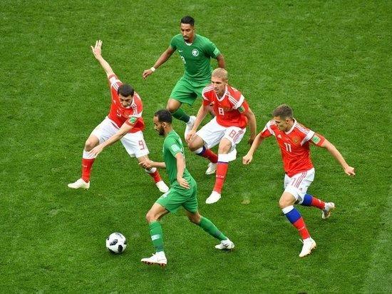 Экстрасенс-мусульманин объяснил причину победы сборной России над Саудовской Аравией
