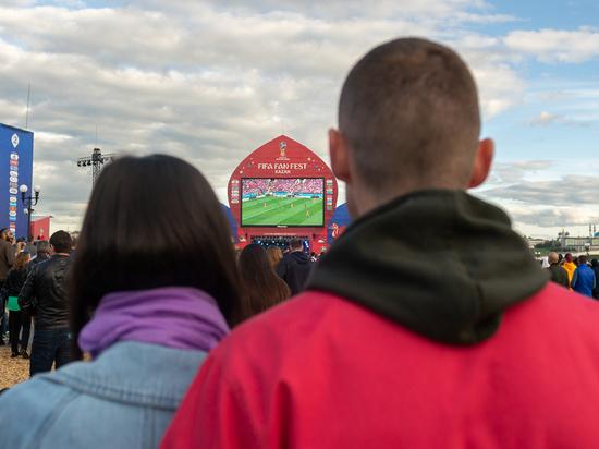 Большой футбол на больших экранах