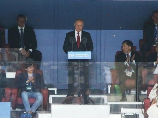 Путин позвонил Черчесову после разгромной победы над саудитами на ЧМ
