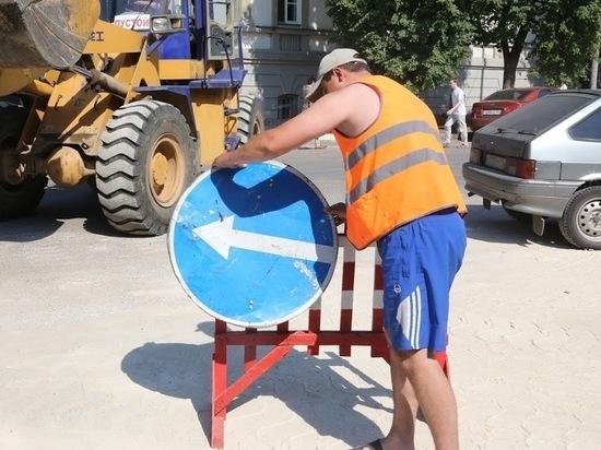До 31 июля в Казани продлен срок ограничения движения по улице Меховщиков