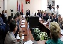 В Новомосковске объявлен старт муниципальных выборов
