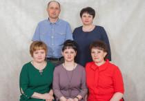 Коллектив Кочкинского ФАП Родинской ЦРБ поместили на районную Доску почета
