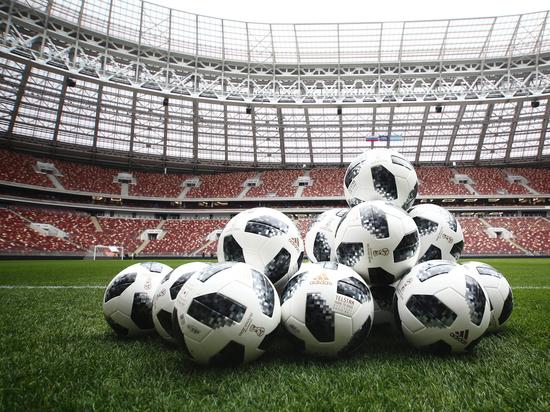 Украину вынудили показывать матчи ЧМ-2018