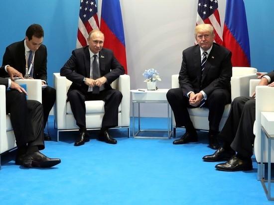 Песков не исключил проведение российско-американского саммита
