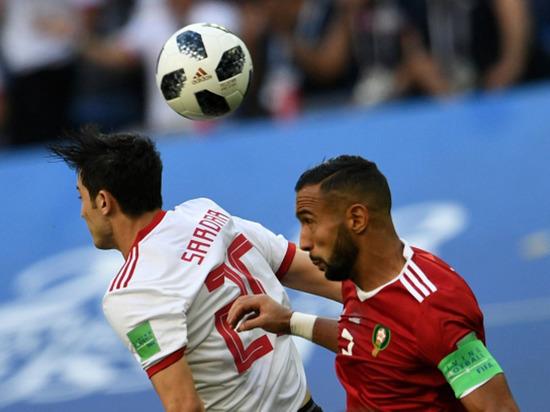 Чужая голова: Иран одержал вторую победу в истории финальных турниров ЧМ