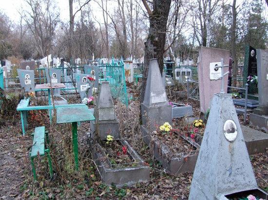 На городском кладбище Самары будут хоронить не всех