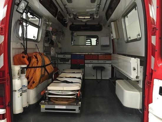 Скончалась женщина, пострадавшая в ДТП на ж/д переезде под Орлом