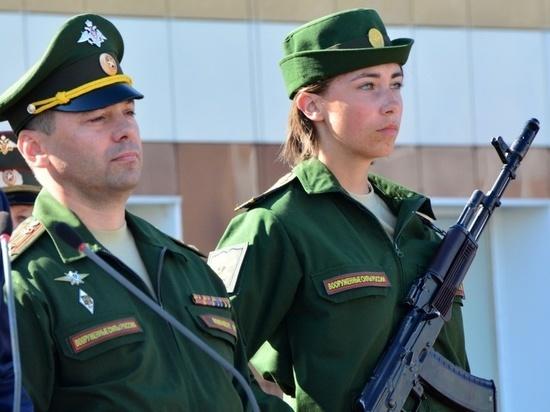 Военная химакадемия в Костроме объявила женский набор