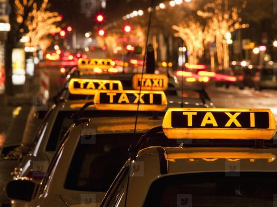 Пяти службам такси разрешили проезд к стадиону «Самара-Арена»