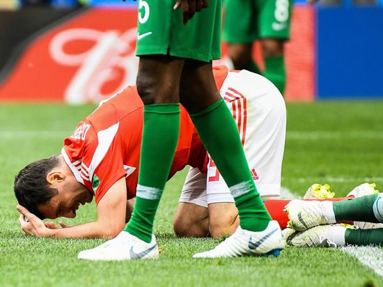 Спортивный врач прокомментировал повреждение Дзагоева: