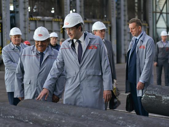 Импортозамещающее производство металлических порошков создается в Нижегородской области