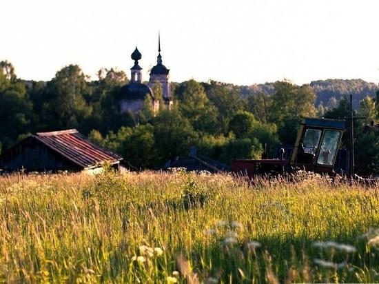 Пять сельских поселений Костромской области объединятся в одно