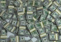 Россия сместилась в списке владеющих казначейскими облигациями США стран с 16-й позиции на 22-ю