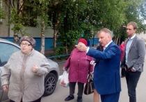 Проблема доступа к соцобъекту в Архангельске потребовала депутатского вмешательства